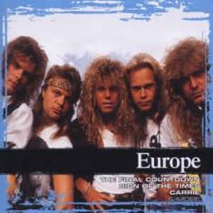 Europe - Collections CD - Muzica Rock sony music
