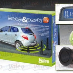 Senzori de parcare Valeo fata spate kit 5 - Senzor de Parcare