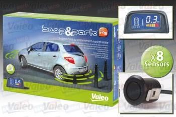 Senzori de parcare Valeo fata spate kit 5 foto mare