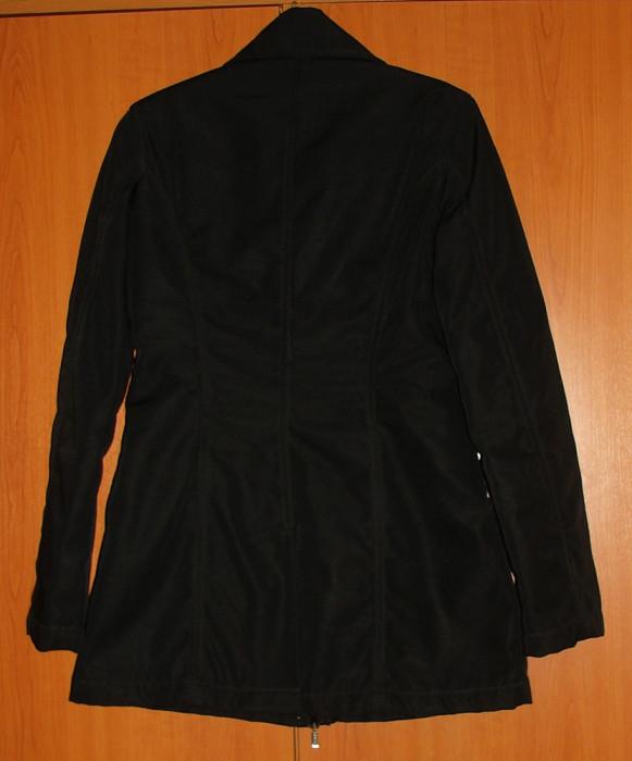 Geaca dama STEFANEL, Marime EUR 36, USA 4 / Corespunde S/M, Culoare Neagra