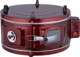 Cuptor electric rotund Harlem® Rustic , Tava de aluminiu, 1300W, 30L