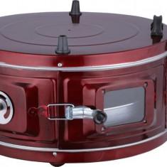 Cuptor electric rotund Harlem® Rustic , Tava de aluminiu, 1300W, 30L, 1300 W