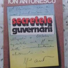Secretele Guvernarii - Maresalul Ion Antonescu, 408406 - Istorie