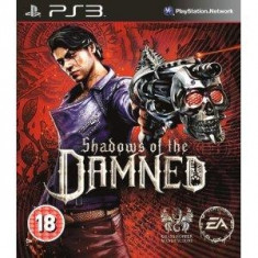 Shadows of the Damned PS3