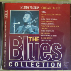 MUDDY WATERS - Chicago Blues - The Blues Collection - C D Original ca NOU, CD