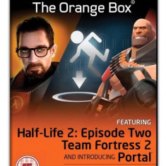 Cont Steam cu : Half Life 2 - Orange Box +DVD joc - Joc PC