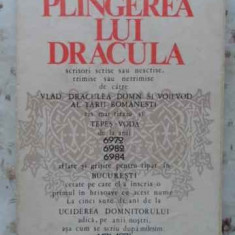 Plangerea Lui Dracula - Corneliu Leu, 408375 - Roman