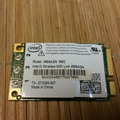Placa Wireless Laptop Dell CN-0MX846