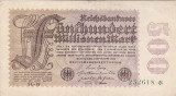 GERMANIA 500.000.000 marci 1923 VF!!!