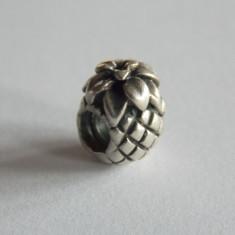 Talisman Pandora din argint -790363-ananas - Pandantiv argint