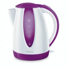 Fierbator Sencor SWK 1815VT 2000W 1.8l White / Purple - Fierbator apa