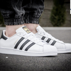 Adidasi Originali 100% Adidas SUPERSTAR din Germania unisex nr 39 - Adidasi barbati, Marime: 39 1/3, Culoare: Din imagine