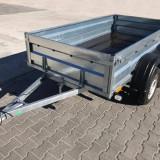 Remorca 750 Kg 2 axe dimensiune 240x125x35 cm - Utilitare auto