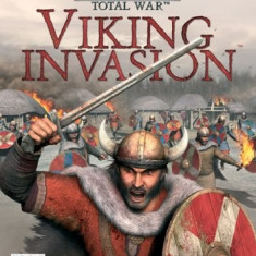 Expansion pack Viking Invasion - Medival Total War CD DVD . - Joc PC Activision