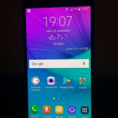 Samsung Galaxy Note 4 impecabil 32GB!!! - Telefon mobil Samsung Galaxy Note 4, Negru, Neblocat