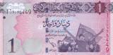 Libia 1 Dinar 2013 UNC