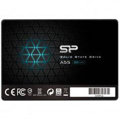 SSD Silicon-Power Ace A55 256GB SATA-III 2.5 inch, SATA 3