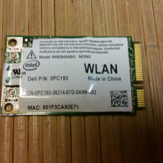 Placa Wireless Intel Anatel WM3945ABG