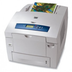 Imprimante second hand color Xerox Phaser 8560DN - Imprimanta laser color