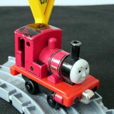 🚂 Thomas and Friends ✯ Take Along ✯ RHENEAS ✯ Magnetic Train ✯ 2006 - rara 🚂 - Trenulet, Locomotive