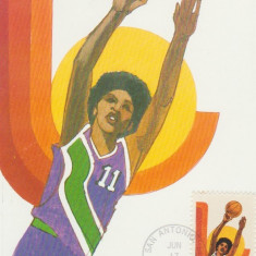 USA 1983 - Baschet, maxima