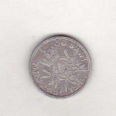 Bnk mnd Romania 50 bani 1911 argint - Moneda Romania