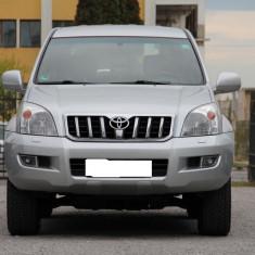 (3610)//Toyota Land Cruiser 3, 0 Turbodiesel D-4D, An Fabricatie: 2006, Motorina/Diesel, 294173 km, 2982 cmc