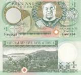 Tonga 1 Pa anga 1995 UNC
