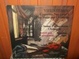 -Y-  VIEUXTEMPS - CONCERT NR 4 SI 5 PENTRU VIAORA SI ORCHESTRA  - STEFAN RUHA, VINIL