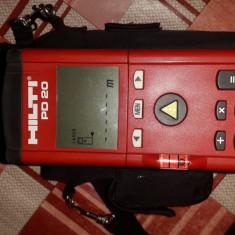 Telemetruu laser Hilti PD20