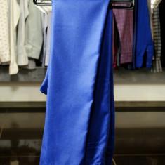 Pantaloni barbati, Culoare Blue, Slim Fit, Ucu Dima, Cod: Pantaloni B. Norberto Blue (Culoare: Albastru, Marime Pantaloni: 48)