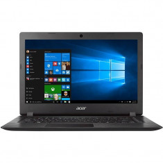 Laptop Acer Aspire A114-31 14 inch HD Intel Celeron N3450 4GB DDR3 64GB eMMC Windows 10 Home Black
