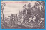 CARTE POSTALA AUSTROUNGARIA - STAMPILA DIN 1914 - FUGA LUI RAKOCZI FERENCZ, Ungaria, Circulata, Printata