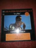 Gheorghe Zamfir-Le Flutes Roumaines vol 2-Aron France vinil vinyl