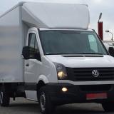 5322//VW CRAFTER 2.0 TDI ( Koffer ) cu lift hidraulic - Utilitare auto