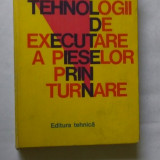 TEHNOLOGII DE EXECUTARE A PIESELOR PRIN TURNARE – C. STEFANESCU , I.CAZACU