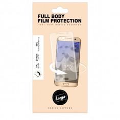 Folie Siliconata SAMSUNG Galaxy J7 2017 Full Face Beeyo
