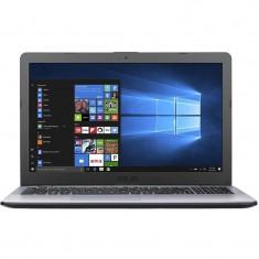 Laptop Asus VivoBook X542UA-DM444R 15.6 inch FHD Intel Core i3-7100U 4GB DDR4 500GB HDD Windows 10 Pro Dark Grey