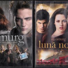 Saga Amurg, DVD, Romana