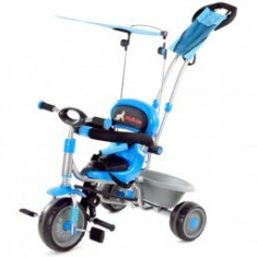 Tricicleta MyKids Rider Albastru - Tricicleta copii