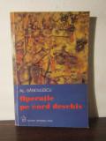 OPERATIE PE CORD DESCHIS -AL.SANDULESCU