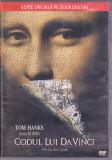 Codul lui Da Vinci, DVD, Romana
