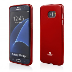 Husa SAMSUNG Galaxy S5 - Jelly Mercury (Rosu) - Husa Telefon