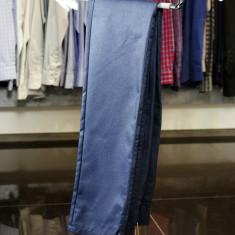 Pantaloni barbati , Culoare Bluemarin, Slim Fit , Ucu Dima, Cod: Pantaloni B. 1027 Bluemarin (Culoare: Bluemarin, Marime Pantaloni: 48)