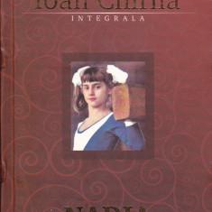 Nadia - Carte sport