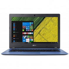 Laptop Acer Aspire A114-31 14 inch HD Intel Celeron N3450 4GB DDR3 64GB eMMC Windows 10 Home Stone Blue
