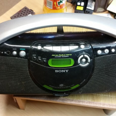 CD-Radio Sony 25-YN7L - CD player Sony, 0-40 W