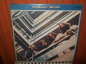 -Y- THE BEATLES / 1967-1970   DISC VINIL LP