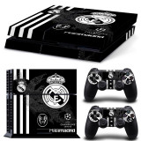 Skin / Sticker Real Madrid Playstation 4 PS4 FAT /PRO, Huse si skin-uri