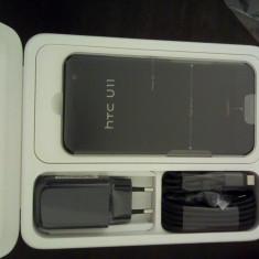 VAND HTC U11, NOU/SIGILAT - Telefon HTC, Negru, 64GB, Neblocat, Single SIM, Octa core